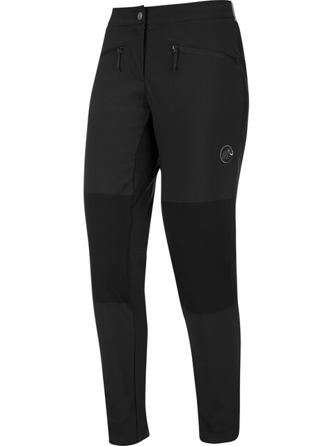 Mammut Pordoi - Pantalon long Femme - Short noir